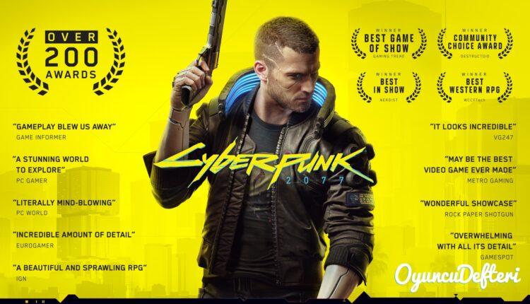 Cyberpunk 2077 Oyuncudefteri.com