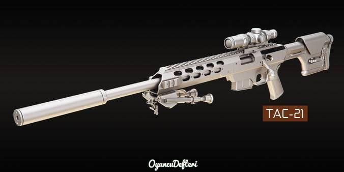 CS:GO yenilikleri TAC-21 görsel