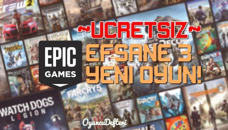 Oyuncudefteri.com epic games ücretsiz 3 yeni oyun temmuz09-16