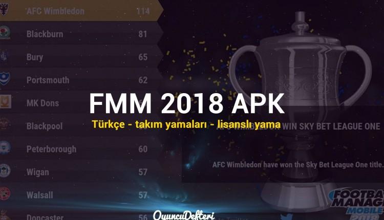 FMM 2018 APK indir