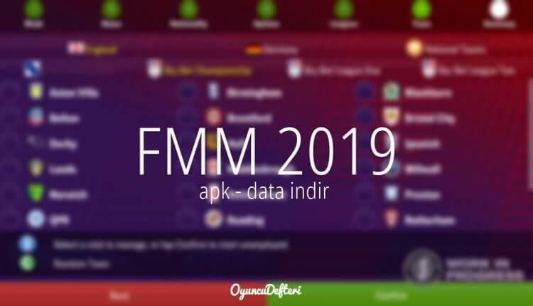 FMM 2019 APK indir