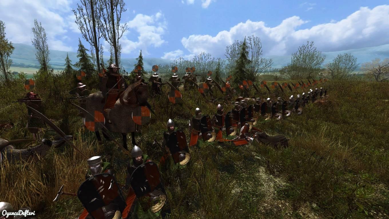 Mount and Blade Ordu kurma Svadya ordusu