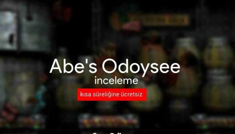 Abe's Odoysee inceleme