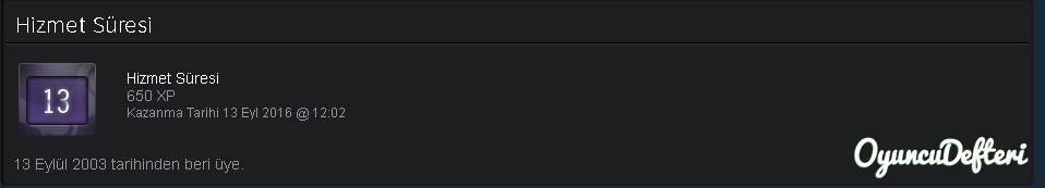 Steam'de kayıtlı süreniz steam 10 level olma yolları