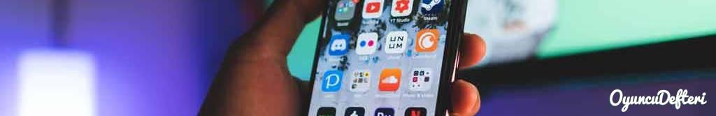 Mobil Teknolojiler'de amaç ve uygulama