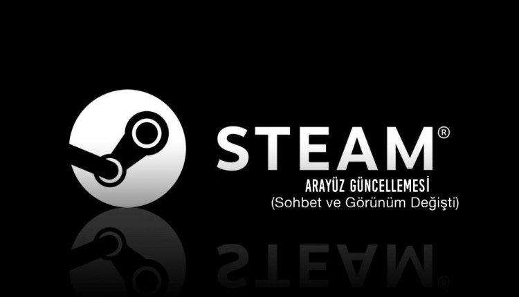 Steam Arayüz Güncellemesi