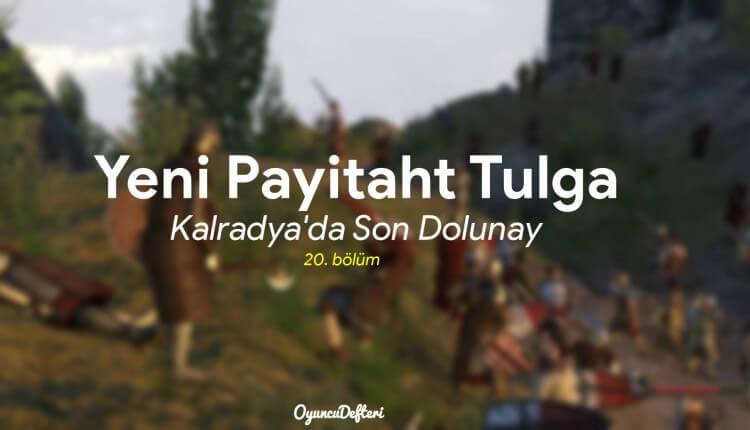 Yeni Payitaht Tulga