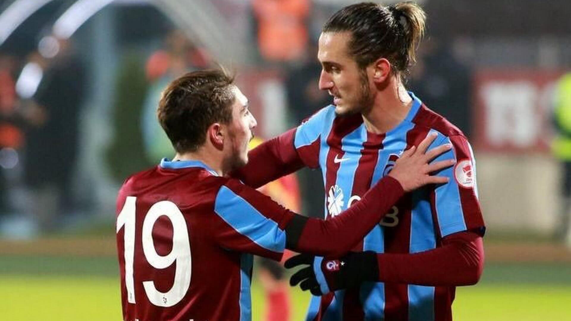 FIFA 18'de Bayrak Astıran Potansiyele Sahip 10 Türk Futbolcu - yusuf yazıcı